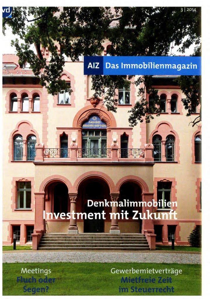 Kaiserin Augusta Speicherstadt