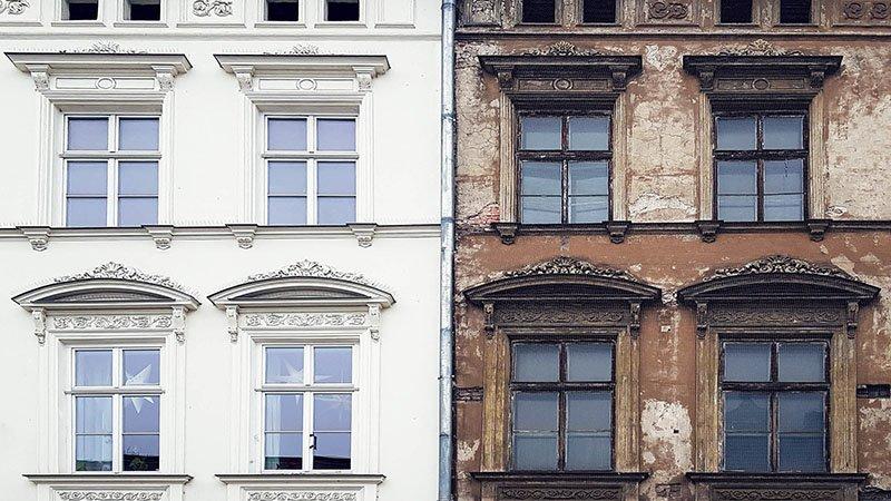 Denkmalimmobilie kaufen: auf eigene Faust oder vom Bauträger?