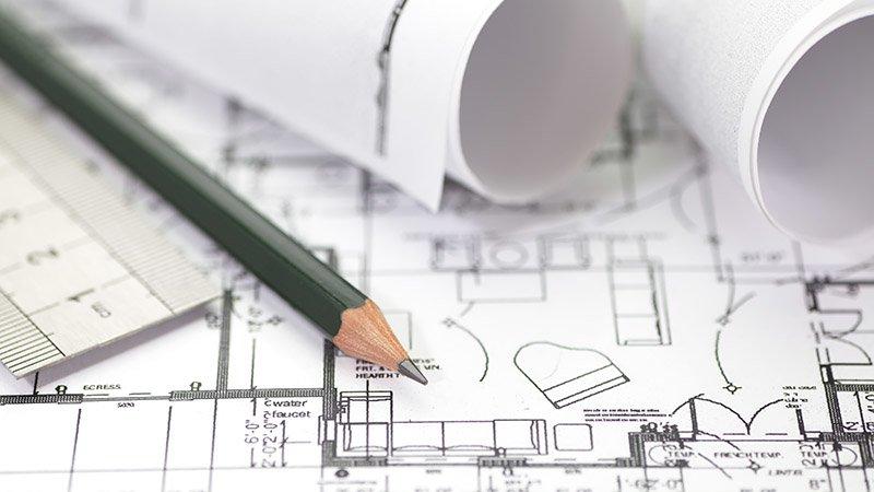 Schnitt, Nutzung und Erhaltung der Bausubstanz