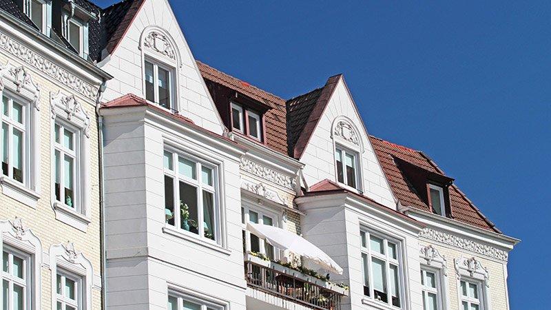 Welche Denkmalimmobilien sind zum Bewohnen geeignet?